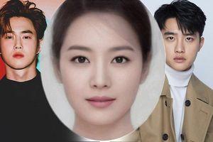 Gương mặt được kết hợp từ 15 nữ diễn viên Hàn Quốc - Suho (EXO) nổi tiếng tại Ấn Độ - Vì sao D.O được chọn đóng phim?
