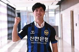 Công Phượng ghi bàn thắng đầu tiên cho CLB Incheon