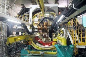 Sẽ dùng robot TBM khổng lồ đào hầm tuyến metro Nhổn-ga Hà Nội