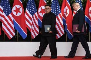 Ông Trump tuyên bố 'không vội' đạt thỏa thuận với ông Kim Jong Un