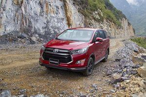 Ông hoàng doanh số hụt hơi, Toyota vẫn tăng trưởng trong tháng đầu năm 2019