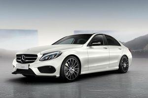 Mercedes-Benz C-Class xuất hiện tại Việt Nam từ khi nào?