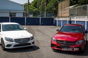 Mercedes-Benz C-Class 2019 hiện đại, giá hấp dẫn từ 1,5 tỷ đồng trình làng Việt Nam