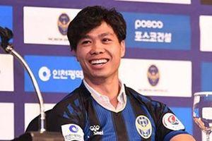 Công Phượng có bàn thắng đầu tiên tại Hàn Quốc