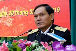 Chuẩn Đô đốc Phạm Văn Luyện: Chú trọng huấn luyện để không bất ngờ