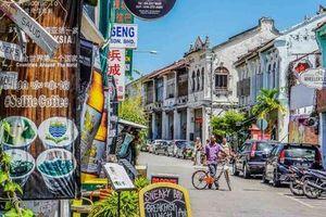5 lý do nên ghé thăm thị trấn George ở Penang, Malaysia