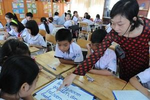 Chất lượng dạy và học ngoại ngữ: Bắt đầu từ người thầy
