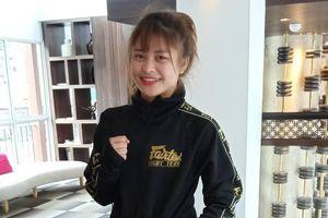Hot-girl kickboxing gửi lời khuyên đến võ sĩ nữ Việt Nam