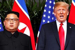 TT Trump muốn gặp lại ông Kim Jong Un sau hội nghị tại VN