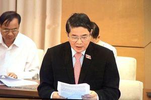 Xem xét dự án Luật sửa đổi, bổ sung một số điều của Luật Đầu tư công