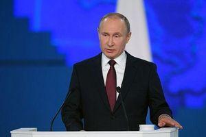 Tổng thống Nga đặt mục tiêu gì trong Thông điệp liên bang?