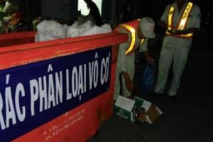 Phân loại chất thải rắn: Không tiền, không làm được