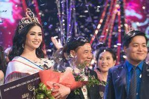 Nữ sinh Nguyễn Thị Thu Phương đăng quang 'Người đẹp Kinh Bắc 2019'