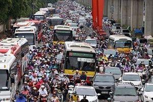 Hà Nội yêu cầu tập trung thực hiện hiệu quả kế hoạch Năm an toàn giao thông 2019