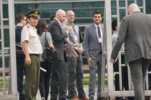 Bản tin video (12- 18/2): Đoàn tiền trạm Mỹ, Triều Tiên đến Hà Nội