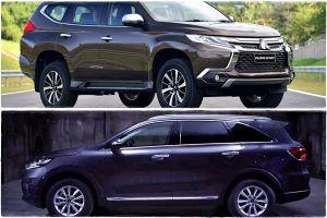 Mua xe SUV 7 chỗ gia đình, chọn Kia Sorento hay Mitsubishi Pajero Sport CKD?