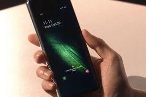 Samsung 'trình làng' Galaxy Fold màn hình gập giá 47 triệu đồng