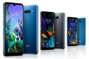 LG tiết lộ 3 mẫu smartphone Q60, K50 và K40 trước thềm MWC2019