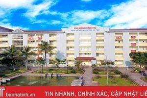 Ấn tượng những cơ sở y tế xanh - sạch - đẹp - an toàn ở Hà Tĩnh