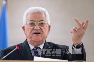 Palestine từ chối nhận lại tiền thuế từng phần từ Israel