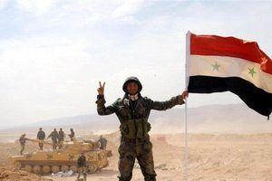 Lý do quân Syria bất ngờ điều viện binh tới miền Trung Syria