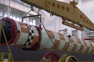 Nga công bố video thử nghiệm tổ hợp ngư lôi – tàu ngầm không người lái nguyên tử Poseidon