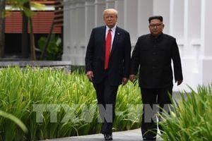 Tổng thống Donald Trump đề cập khả năng nới lỏng trừng phạt Triều Tiên