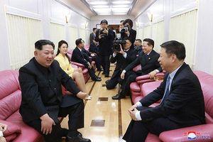 Báo Hong Kong: Ông Kim Jong-un có thể đến Hà Nội bằng tàu và máy bay