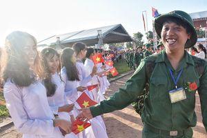 Bà Rịa – Vũng Tàu: 1.546 thanh niên hăng hái lên đường nhập ngũ
