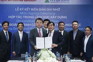 Tập đoàn Thành Công hợp tác với Hyundai E&C