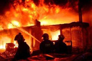 Cháy lớn giữa lòng thủ đô Bangladesh, ít nhất 70 người thiệt mạng