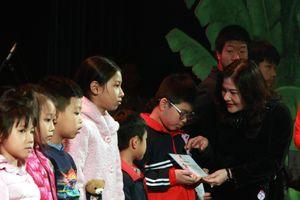 Synot Asean, nhà tài trợ CHÍNH chương trình ''Kết nối những vòng tay''
