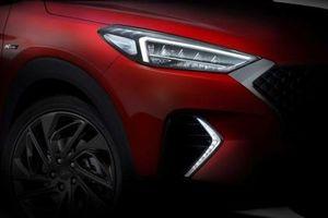 Hyundai 'tăng tốc', muốn công bố sớm phiên bản thể thao của Tucson
