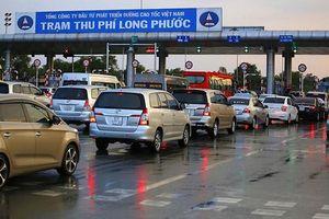 Cao tốc Long Thành - Dầu Giây thu 3,3 tỷ đồng trong ngày đầu thanh tra