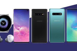 Toàn cảnh sự kiện 'Unpacked' của Samsung năm 2019