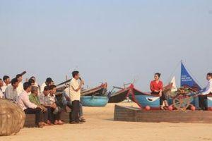 Quảng Trị: Gỡ vướng trong hoạt động đa dạng hóa sinh kế cho ngư dân