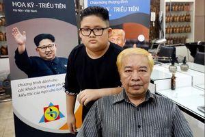 Chủ salon tóc tiết lộ lý do hầu hết khách hàng chọn kiểu tóc của ông Kim Jong-Un