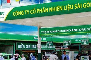 Nhiên liệu Sài Gòn (SFC) trả cổ tức 30% bằng tiền mặt