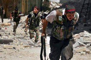 Đụng độ khốc liệt giữa SAA và phiến quân thánh chiến HTS