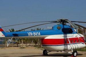 Khởi công xây dựng sân đỗ trực thăng Tuần Châu