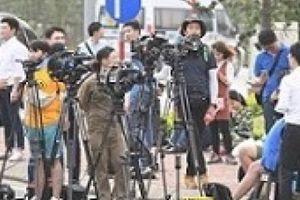 Bao nhiêu phóng viên nước ngoài tác nghiệp tại thượng đỉnh Trump-Kim lần 2?