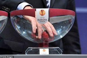 Đã xác định được 16 đội lọt vào vòng 1/8 Europa League