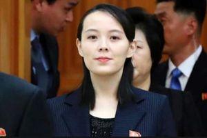 Điều ít biết về em gái quyền lực của ông Kim Jong-un