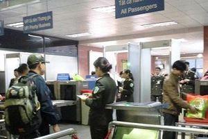 Sân bay Nội Bài thiết lập an ninh ở mức cao nhất trước thềm hội nghị thượng đỉnh Mỹ - Triều