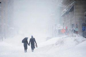 Bão mùa đông hoành hành khắp nước Mỹ