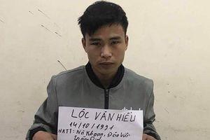 Lạng Sơn: Ngủ nhờ, rình trộm xe máy, laptop