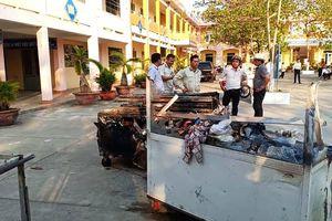 Hỏa hoạn tại trường tiểu học Chi Lăng