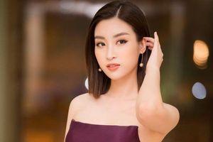 Cận cảnh nhan sắc ngày càng mặn mà, quyến rũ của Hoa hậu Đỗ Mỹ Linh