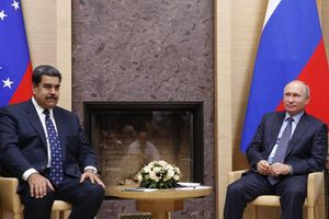 TT Venezuela Maduro cảm ơn ông Putin vì điều gì giữa cơn khủng hoảng?