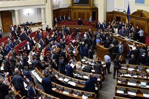 Nghị sĩ Rada Ukraine kêu gọi ký kết thỏa thuận khí đốt với Nga